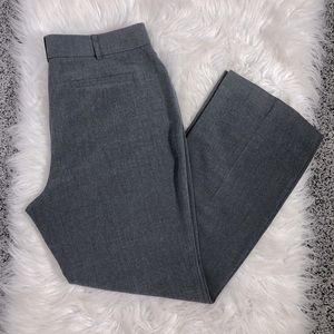 Fashion Bug Gray Work Dress Pants